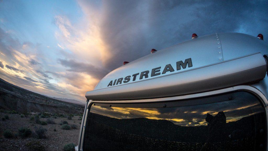 Airstream Closeup